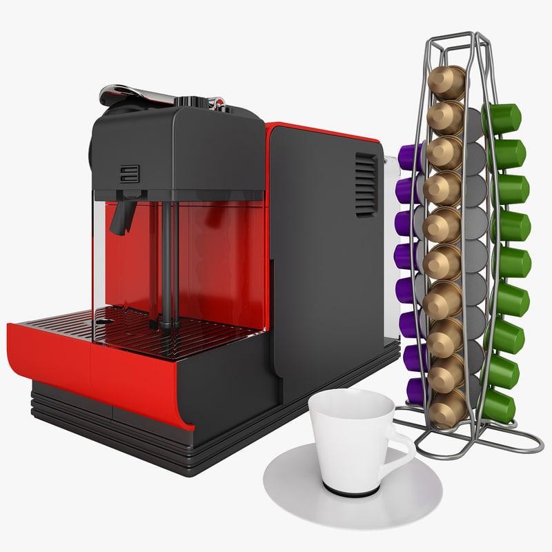 nespresso lattissima ice 3d 3ds