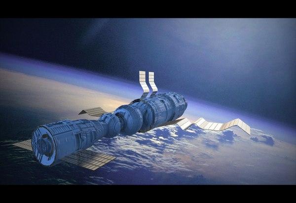 soyz apollo spaceships obj