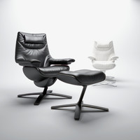 natuzzi-tailored-armchair 3d max