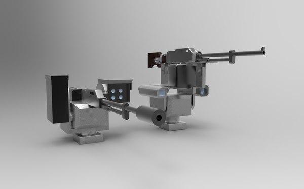 3d power plant ak rifle