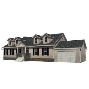 max classic single family house