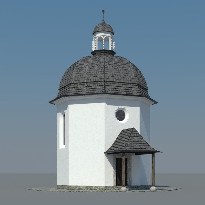 max silent night chapel