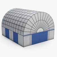 3ds max hangar