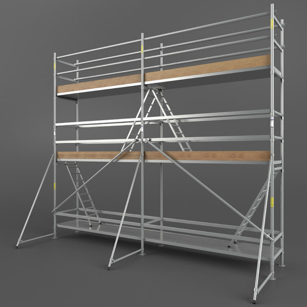 scaffold tower max