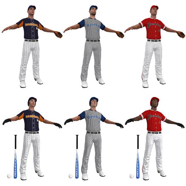 max baseball players ball