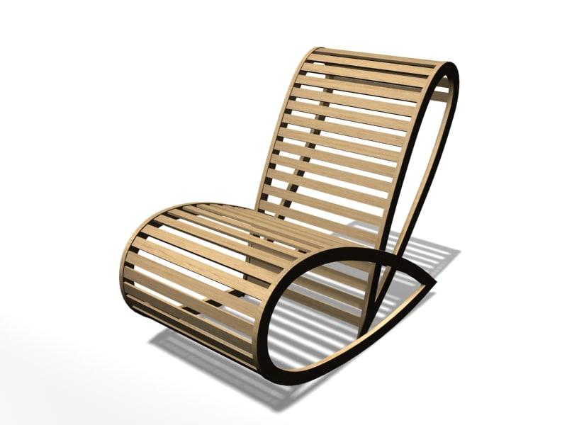 max ruth rocking chair