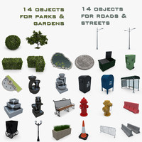 garden street road obj