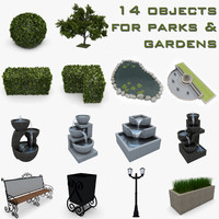 Garden Park Collection
