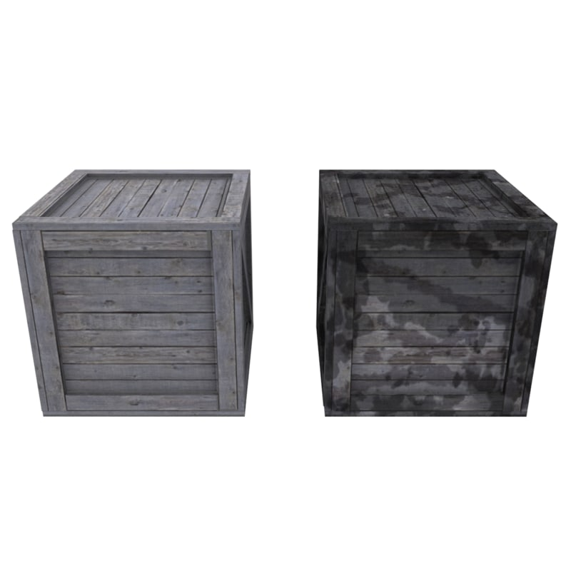 free max model boxes open