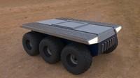 Car military platform