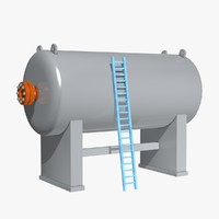 boiler 3d 3ds