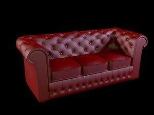 leather couch lwo
