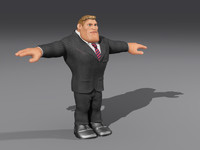 arnold toon people 3d max