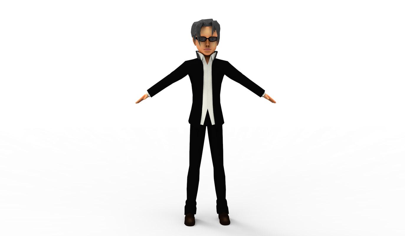 max boy character