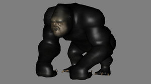 maya gorilla