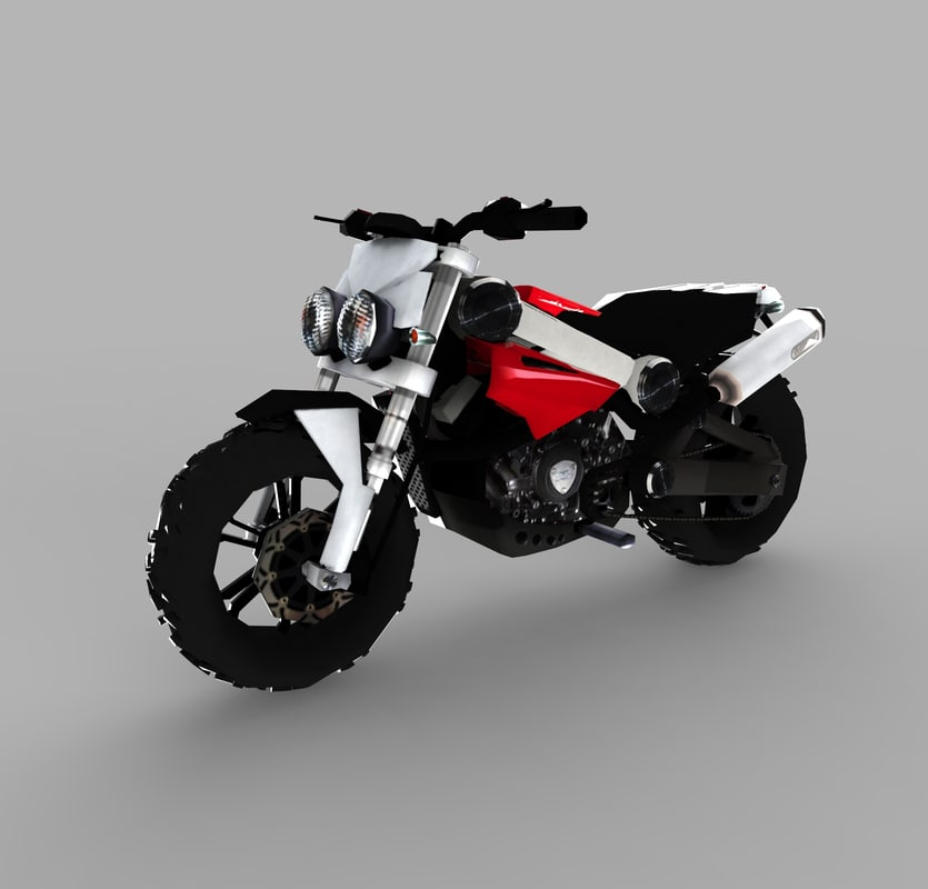 3d brutus bike