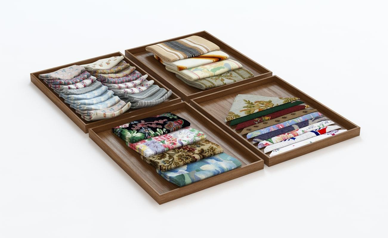 visualize cloth 3d 3ds