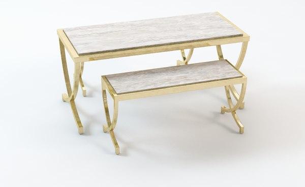 haviland bunching table max