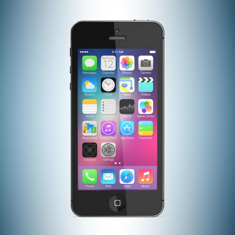 iphone 5 3d ma