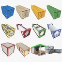 Mega Container Collection