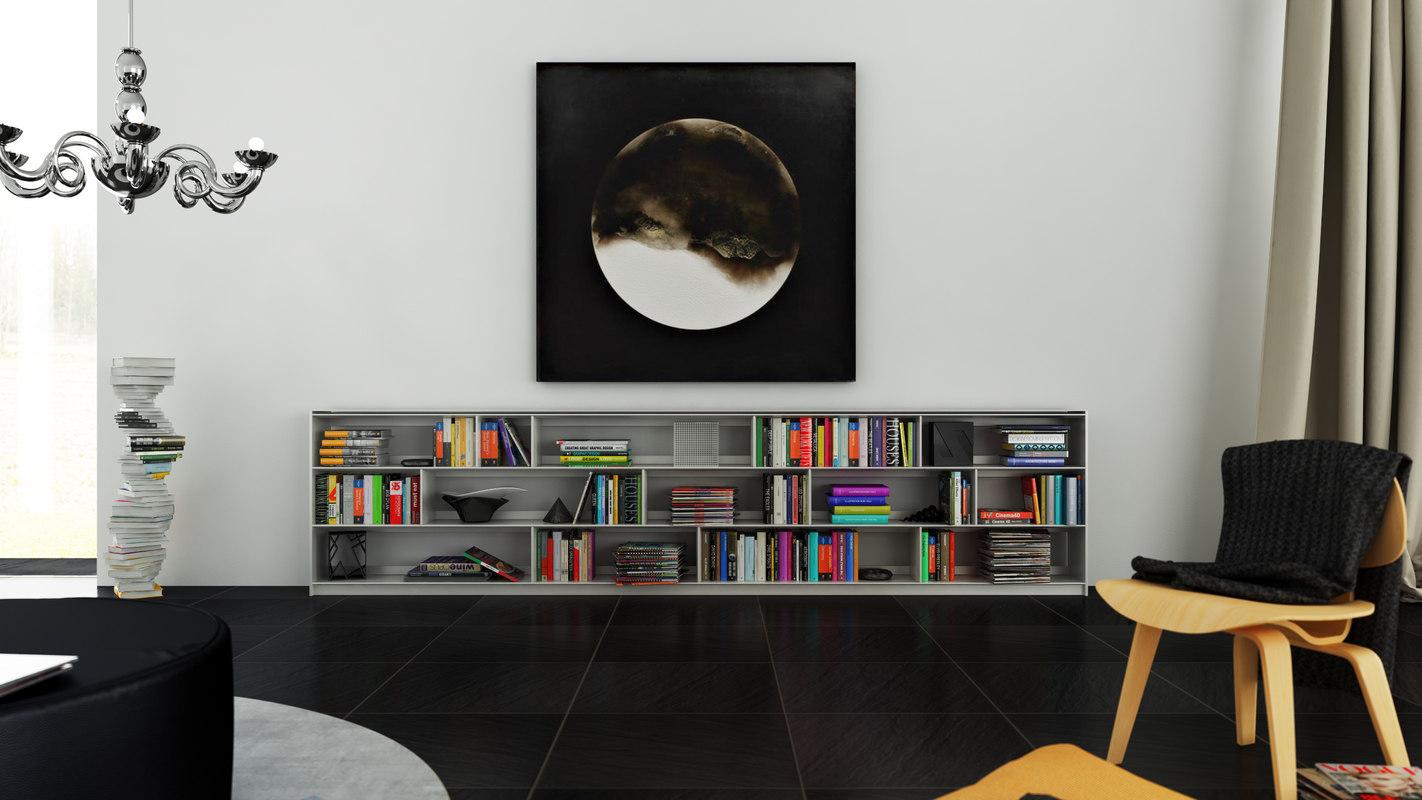 b bookcase -