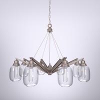3d model niall chandelier