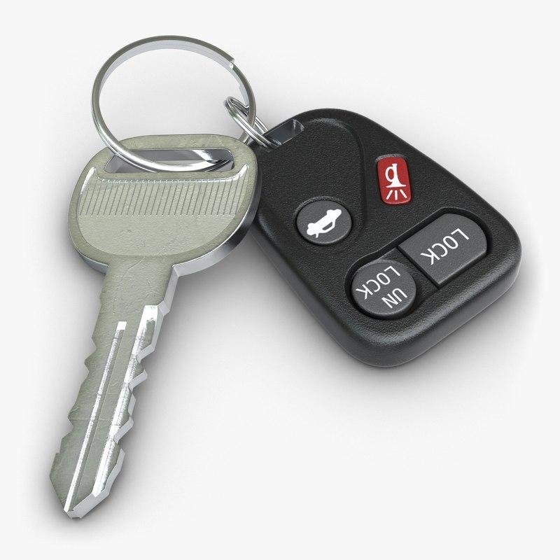 car key 2 3d 3ds