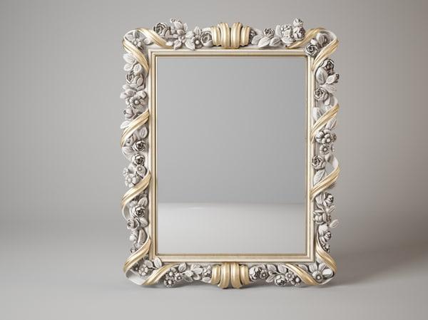 mirror savio firmino 4380 3d max