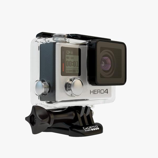 camera pro 4 max