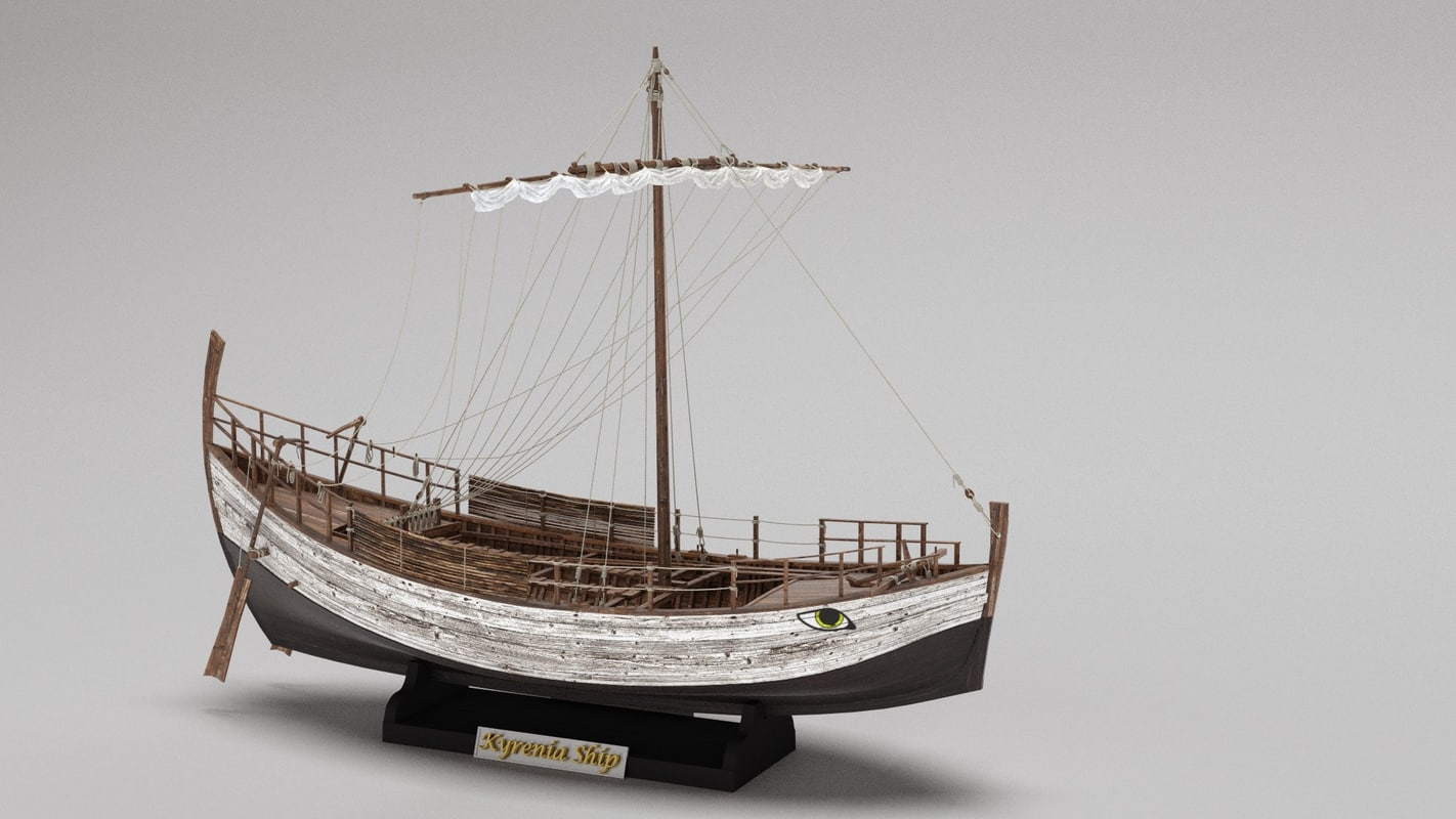 maya kyrenia ship