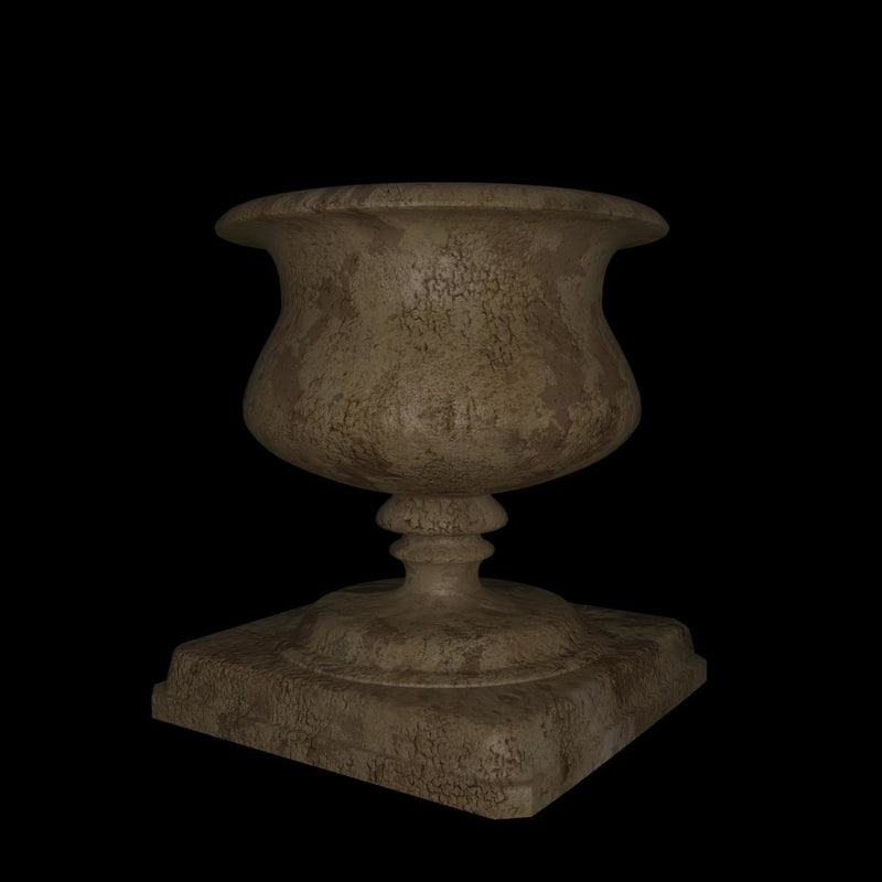 plant stand 1 3d model