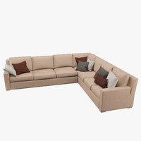 Sofa Asnaghi Salotti Flower