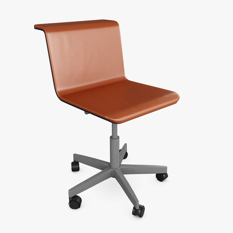 3d model of bulo tap chair office