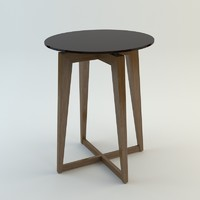 selva lamp table obj