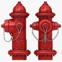 hydrant 3D models