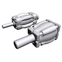 3d model of design pumps