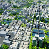 Cityscape 002