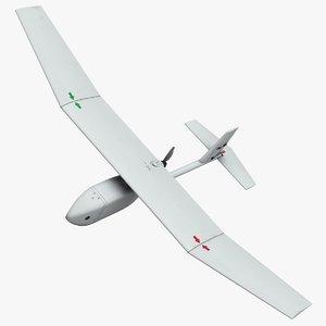 3ds max aerovironment rq-11 raven