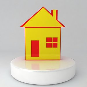 max icon house