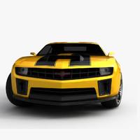 Chevrolet Camaro 2013 (Bumblebee)