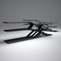 3d zaha-hadid-citco-furniture