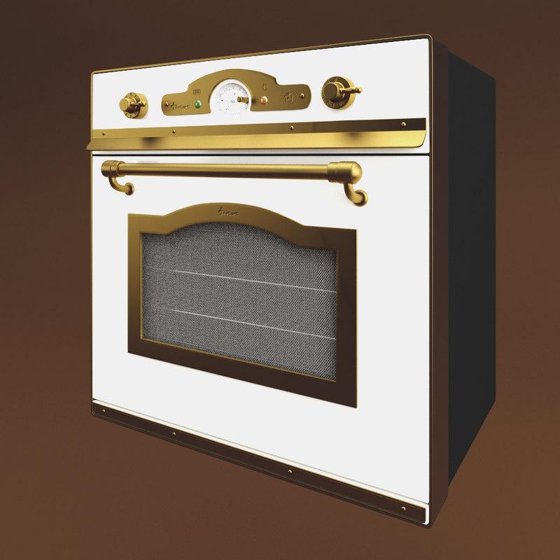 3d oven restart elf 061 model