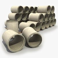Concrete Pipes 2
