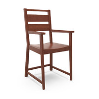 hudson tom kelley arm chair 3d max