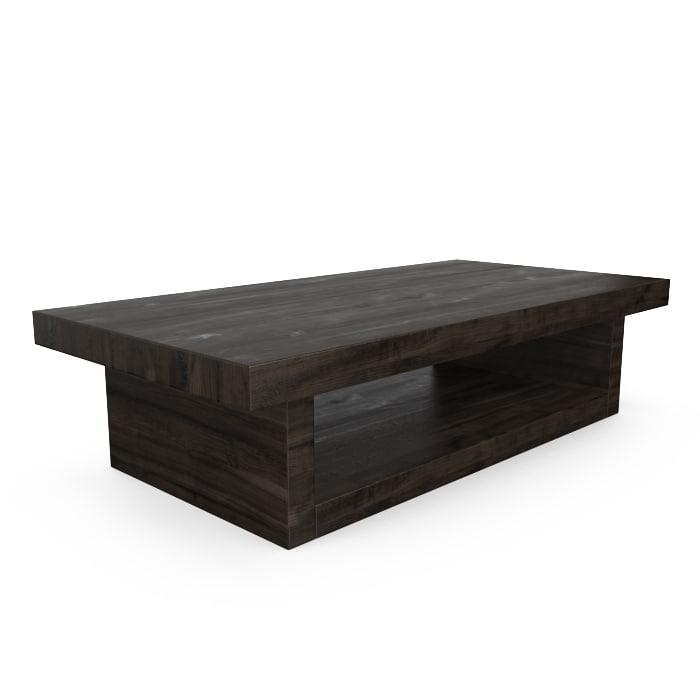 3d hudson balance coffee table