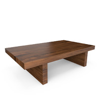hudson nuri coffee table 3d max