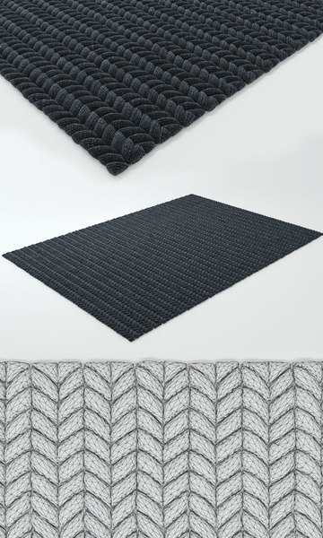 3d model of carpet