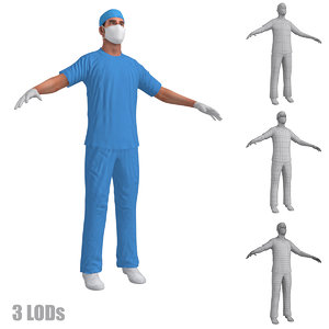 surgeon doctor human max