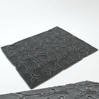 3d max carpet