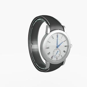 3d hermes watch model